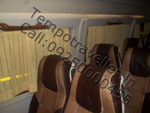 tempo traveller hire to delhi