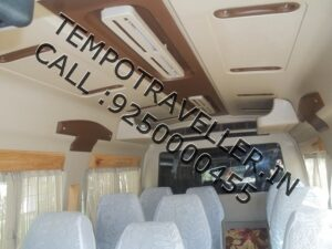 Tempo Traveller from Delhi to Haridwar