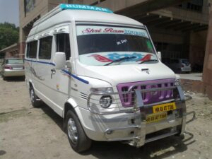 tempo traveller rental in delhi