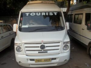 16 seater tempo traveller in nainital