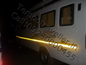 rent a 15 seater tempo traveller in delhi