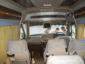 luxury tempo traveller from delhi