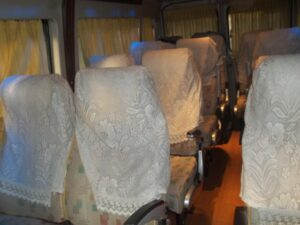 tempo traveller from delhi to Vrindavan in Uttar Pradesh