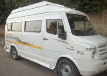Delhi to Kanpur in Uttar Pradesh by tempo traveller