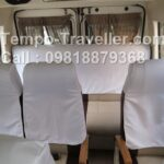 luxury tempo traveller delhi