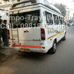 tempo traveller Rent