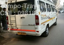 Tempo Traveller Rental Service