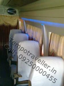 tempo traveller 17 seater