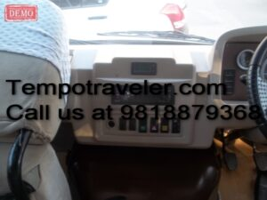 hire tempo traveller in chandigarh
