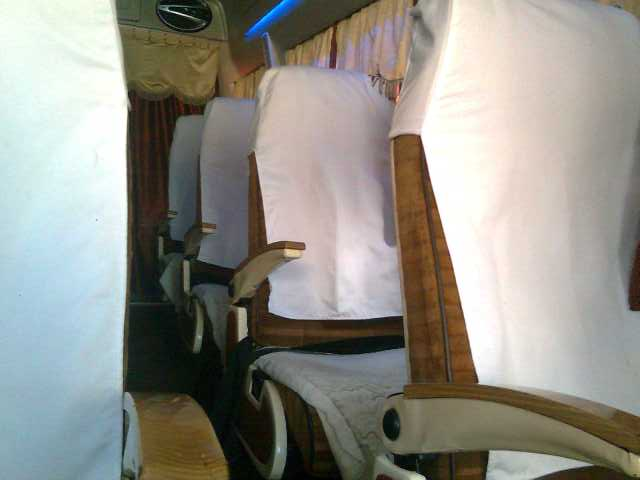 15 Seater Luxury Traveller