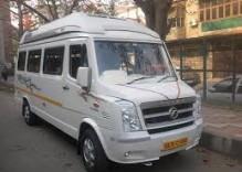 Rent Tempo Traveller Delhi