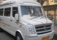 Delhi to Gangotri tempo traveller