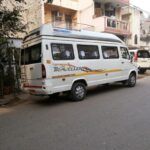 rent a tempo traveller