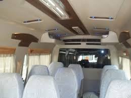 Tempo Traveller 9 seater