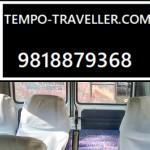 tempo traveller for mussorie