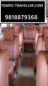 9 Seater Luxury delhi