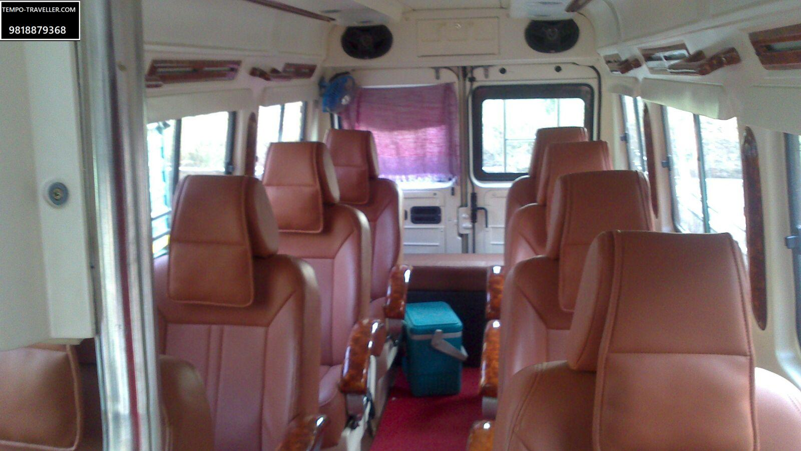 9 Seater Luxury with Sofa Delhi