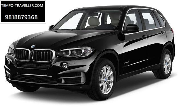 bmw hire in delhi