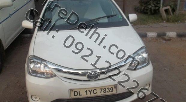 Car Rental Booking Delhi