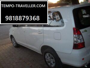 luxury car innova rental delhi