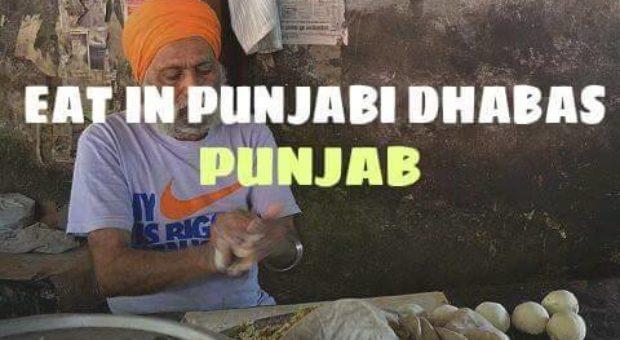 Amritsari Naan In Punjab