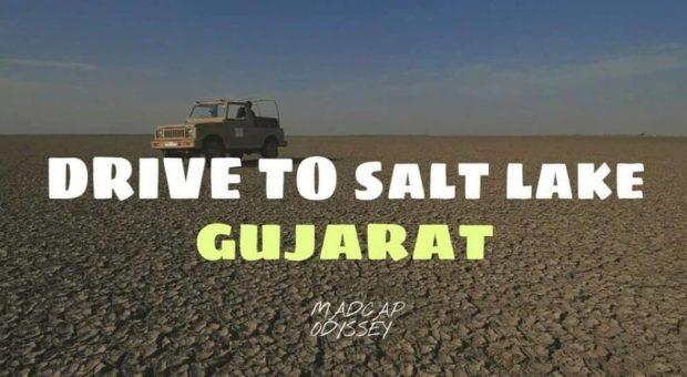 Travel to Gujrat Salt Lake Tour Details