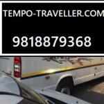 15 seater tempo traveller in delhi