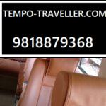 9 seater tempo traveller delhi