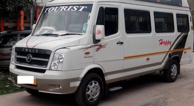 Tempo traveller to Patiala in Punjab