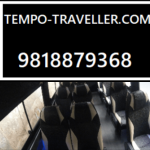 tempo traveller 12 seater on hire