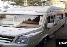 12 Seater Standard Tempo Traveller