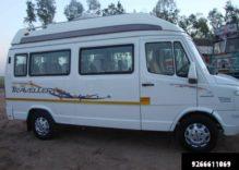 Tempo Traveller Package Shimla Manali