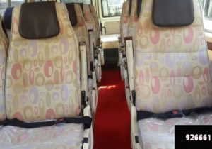 15 Seater Luxury Tempo Traveller