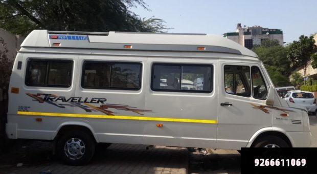 Tempo Traveller Package Shimla Manali