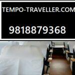 15 seater tempo traveller in delhi price