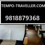 15 seater tempo traveller delhi