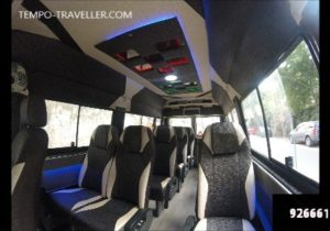 Rajasthan with 12 Seater Tempo Traveller