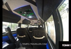 12 Seater Tempo Traveller for Amritsar