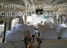 Delhi to Kurukshetra tempo traveller