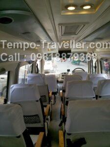 book a tempo traveller