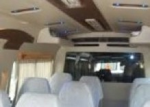 Delhi to Chandigarh by Tempo Traveller