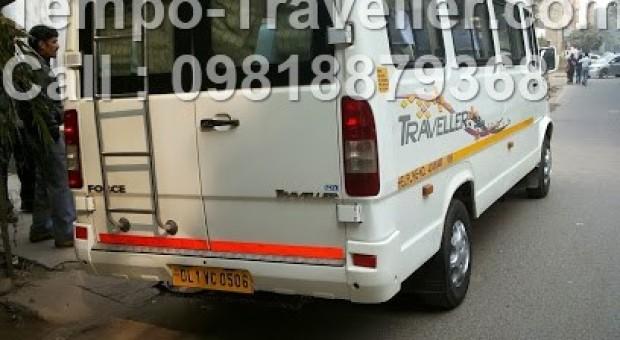 Tempo Traveller Rental Service