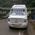 tempo traveller booking