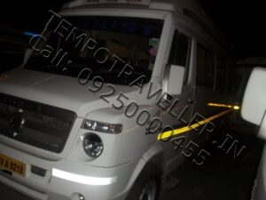tempo traveller for hire
