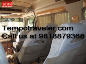 hire tempo traveller in faridabad