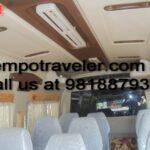 tempo traveller rental in delhi