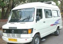 12 seater tempo traveller Rental Service
