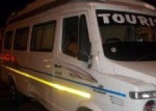 Tempo traveller for Haldwani
