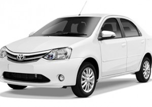 Delhi to Manali by Toyota Etios Car