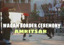 Amritsar Wagah Border